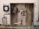 <p>Mueller Silo milkroom view</p>