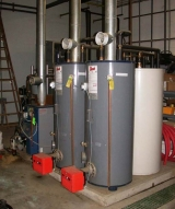 <p>Water heating for your plant</p>